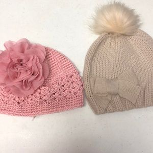 Other - Bundle of 2 winter hats from Dillard's new